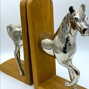 Arteriors Home Large Horse Bookends